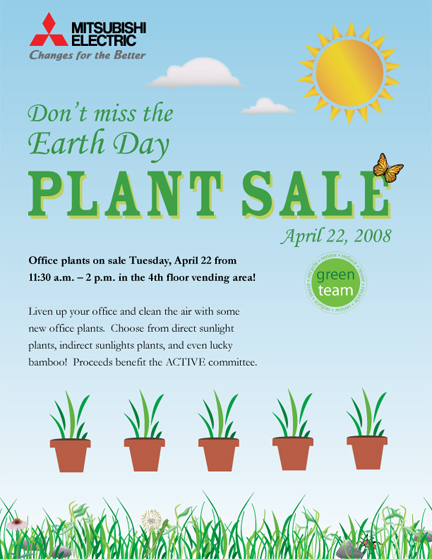 earth day posters images. Earth Day Flyer